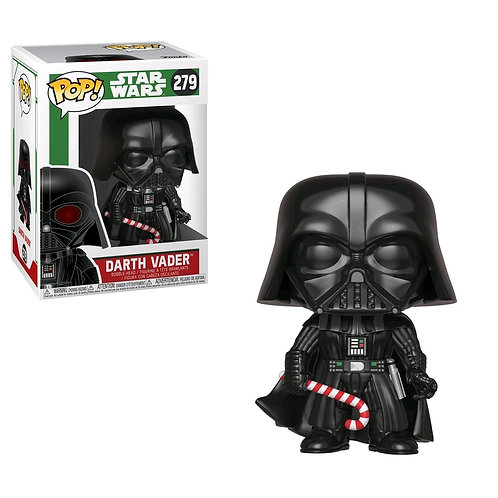 Star Wars - Darth Vader Holiday Pop! Vinyl