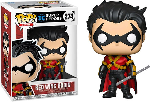 Batman - Red Wing Robin US Exclusive Pop! Vinyl