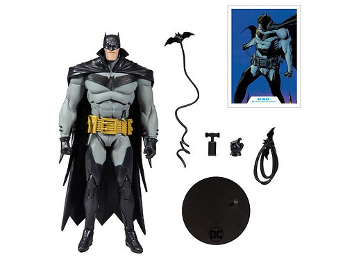 "Batman - White Knight Batman 7"" Action Figure"