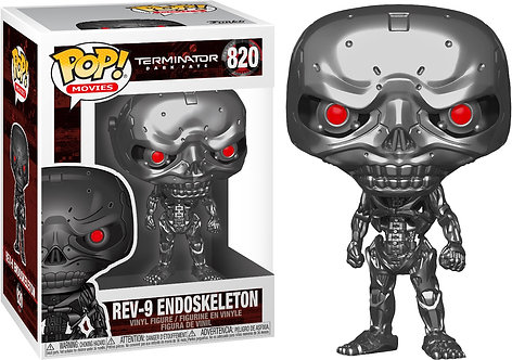Terminator Dark Fate - REV-9 Endoskeleton Pop! Vinyl