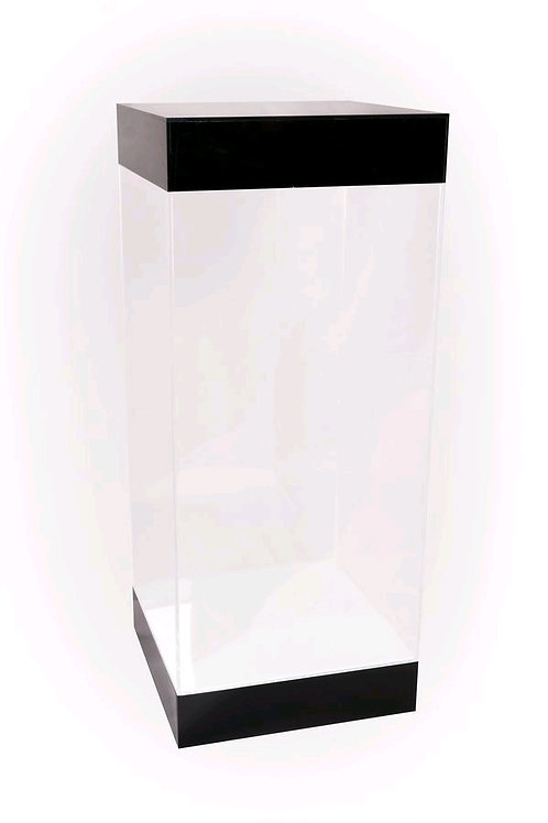 Light-Up Acrylic Display Stand 204 x 204 x 400mm