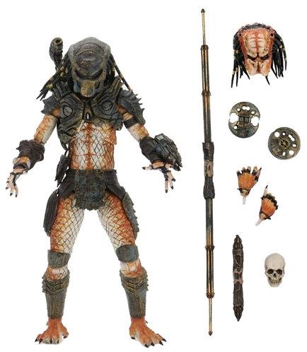 "Predator 2 - Stalker Ultimate 7"" Scale Action Figure"