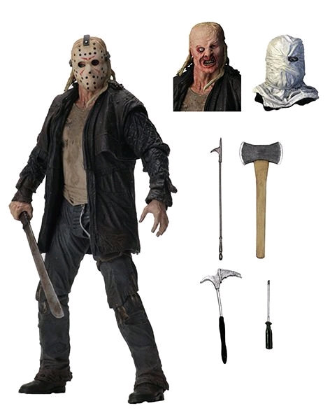 "Friday the 13th - Jason Ultimate 7"" Action Figure"