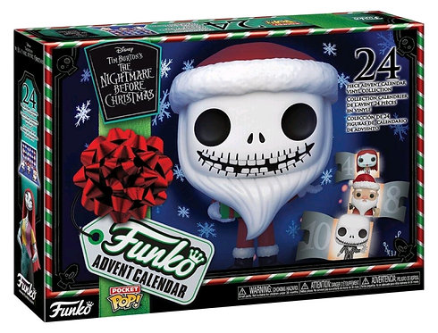 The Nightmare Before Christmas - Pocket Pop! Advent Calendar