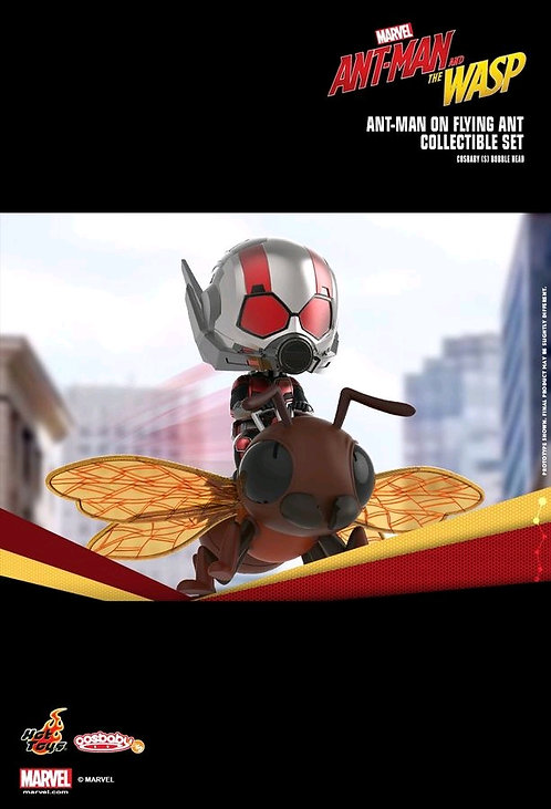 Ant-Man and the Wasp - Ant-Man on Flying Ant Cosbaby