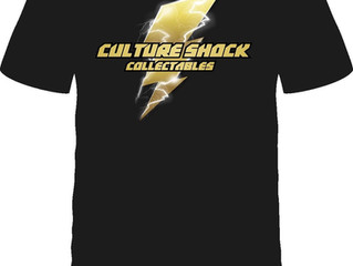 Culture Shock Collectables Tee