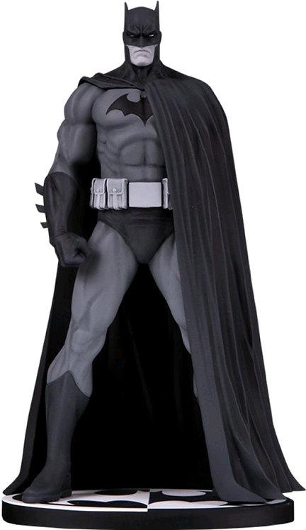 Batman - Batman Black & White by Jim Lee Designer Mini Statue