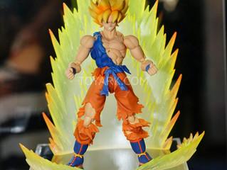 SDCC 2015 – Tamashii Nations Dragon Ball Z SH Figuarts and FiguartsZERO