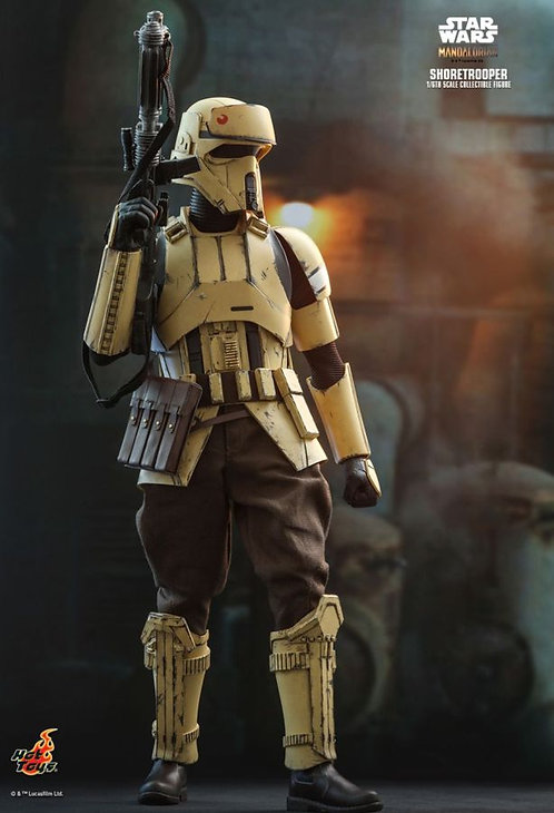 "Star Wars: The Mandalorian - Shoretrooper 1:6 Scale 12"" Action Figure"
