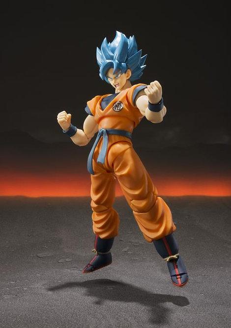 Dragon Ball Super S.H.Figuarts Super Saiyan God Super Saiyan Goku