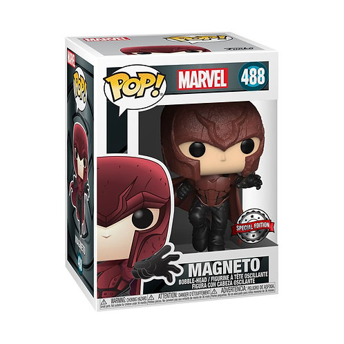 X-Men (2000) - Young Magneto 20th Anniversary US Exclusive Pop! Vinyl