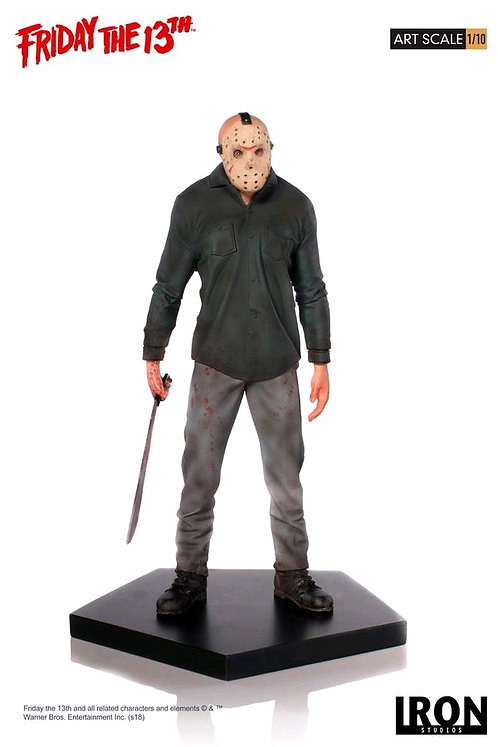 Friday the 13th - Jason Voorhees 1:10 Scale Statue