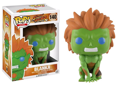 Street Fighter - Blanka Pop! Vinyl