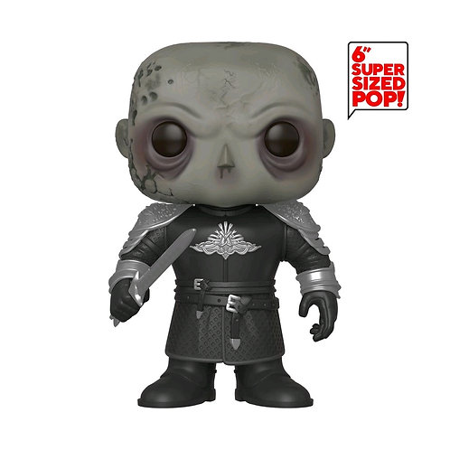 """Game of Thrones - The Mountain Unmasked 6"""" Pop! Vinyl"""