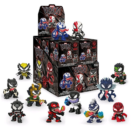 Venom - Mystery Minis Blind Box of 12