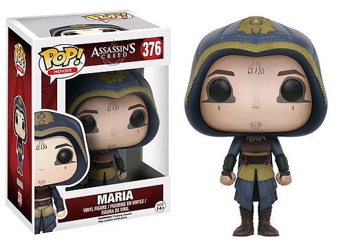 Assassin's Creed - Maria Pop! Vinyl