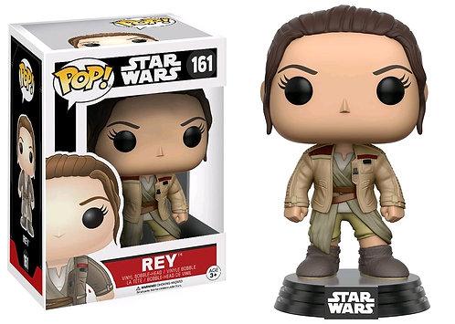 Star Wars EP7 - Rey in Finn's Jacket US Exclusive