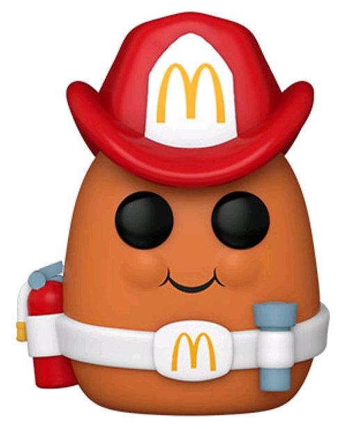 McDonald's - Nugget Fireman Pop! Vinyl