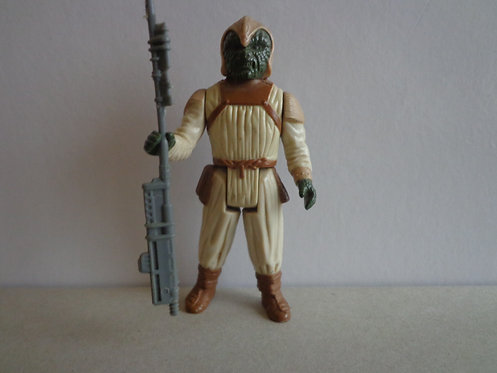 Star Wars Kenner Vintage Klaatu Skiff