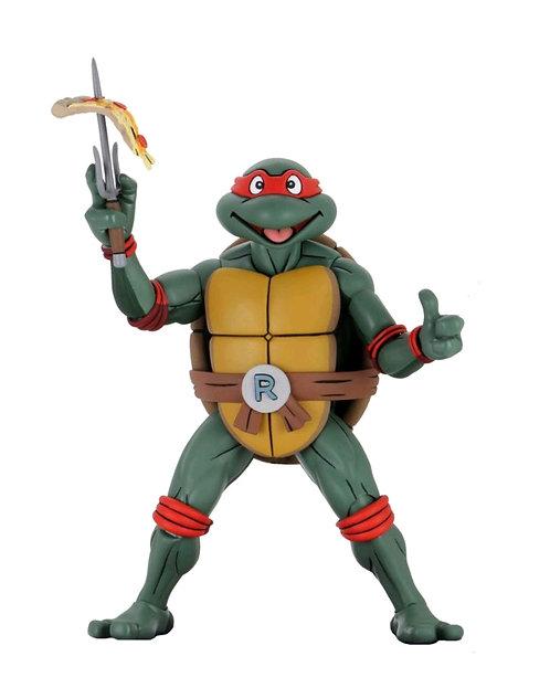 Teenage Mutant Ninja Turtles - Raphael Cartoon Super Size 1:4 Scale Action Figur