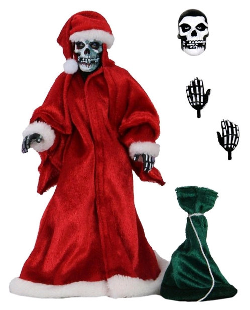 "Misfits - Holiday Fiend 8"" Clothed Action Figure"