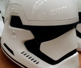 Star Wars: Episode 7: Another Look at New Stormtrooper Design