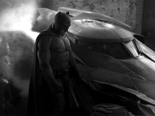 Zack Snyder Reveals Affleck's Batman Look, New Batmobile