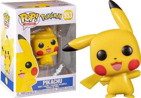Pokemon - Pikachu wave Pop! Vinyl