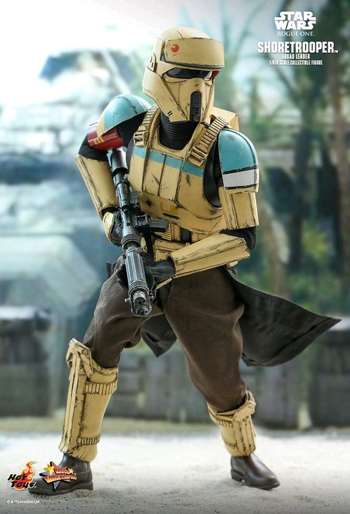 """Star Wars: Rogue One - Shoretrooper Squad Leader 1:6 Scale 12"""" Action Figure"""