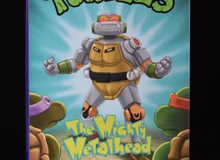 """FIrst Look: Teenage Mutant Ninja Turtles - Metalhead Ultimate 7"""" Action Figure"""