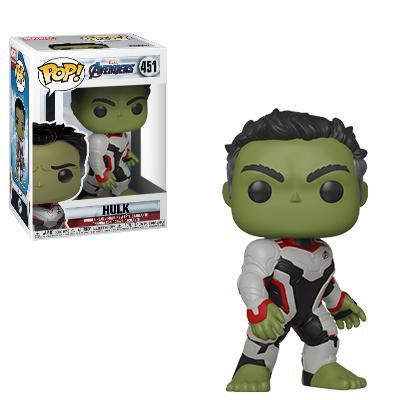 Avengers 4: Endgame - Hulk (Team Suit) Pop! Vinyl