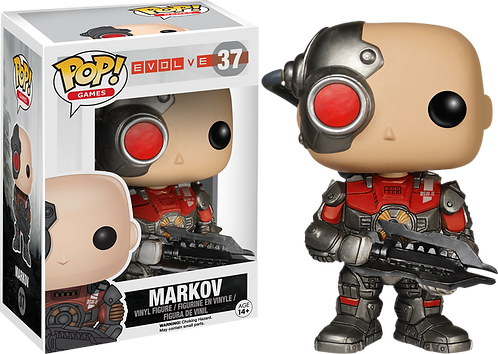 Evolve - Markov Pop! Vinyl