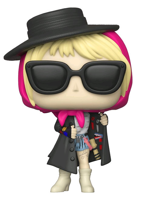 Birds of Prey - Harley Quinn (Incognito) Pop! Vinyl