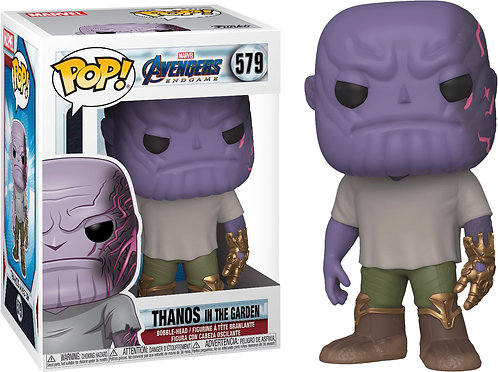 Avengers 4: Endgame - Thanos Casual Pop! Vinyl