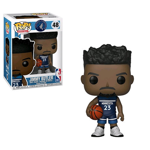 NBA: Timberwolves - Jimmy Butler Pop! Vinyl