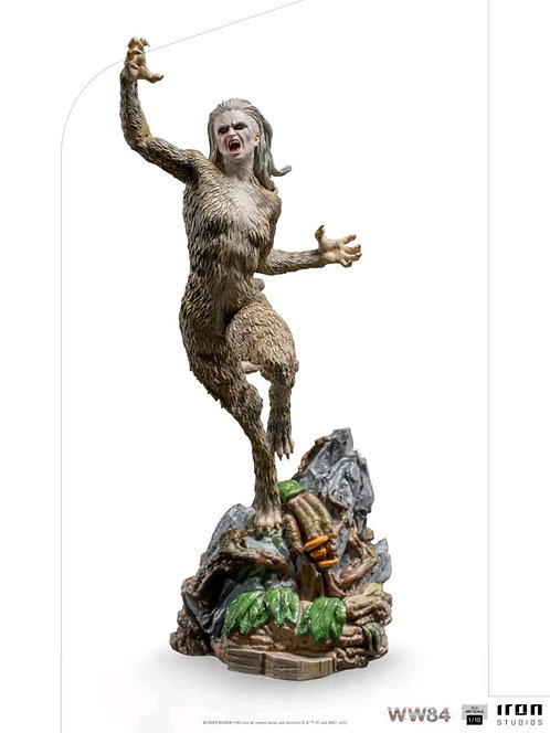 Wonder Woman 1984 - Cheetah 1:10 Scale Statue