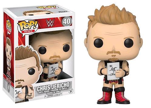 WWE - Chris Jericho Pop! Vinyl
