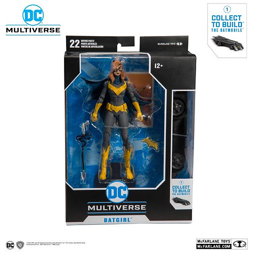 "Batman - Batgirl Modern Art of the Crime 7"" Build-A-Figure"