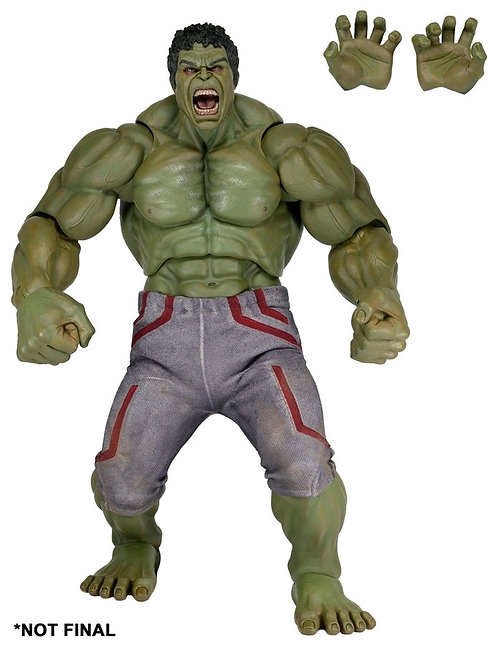 Avengers 2 Age of Ultron - Hulk 1:4 Scale Figure