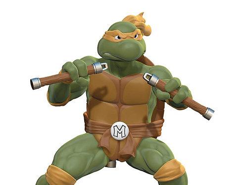 Teenage Mutant Ninja Turtles - Michelangelo 1:8 Scale PVC Statue