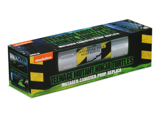 NECA - TMNT Mutagen Canister Packaging Revealed!