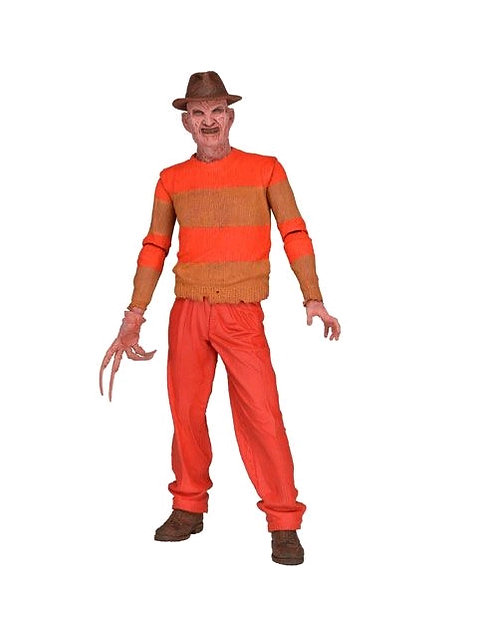 "A Nightmare on Elm Street - Freddy Classic Video Game 7"" Action Figure"
