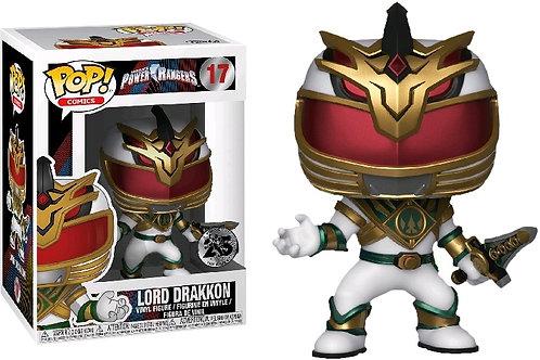 Power Rangers - Lord Drakkon Pop! Vinyl