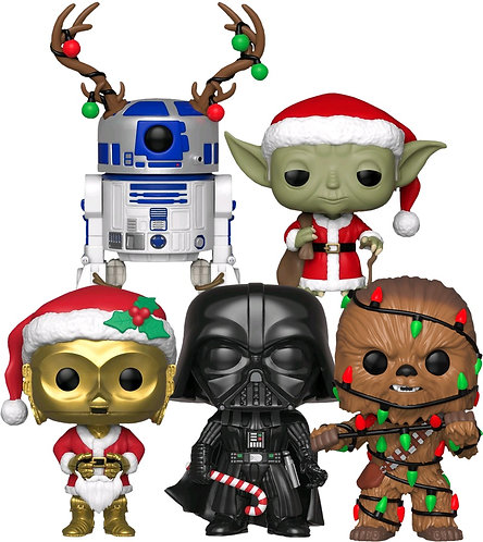 Star Wars - Holiday Special Pop! Vinyl Bundle (Set of 5)