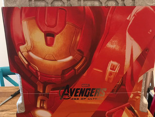 Hot Toys - Hulkbuster Unboxing