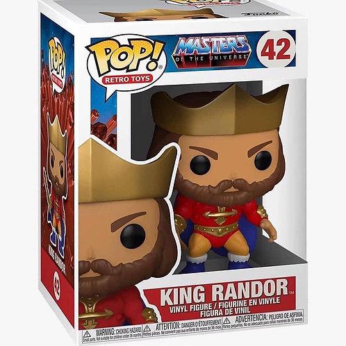 Masters of the Universe - King Randor Pop! Vinyl