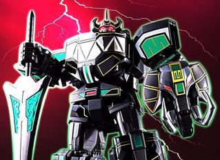 SDCC 2018 Soul Of Chogokin Black Megazord Revealed