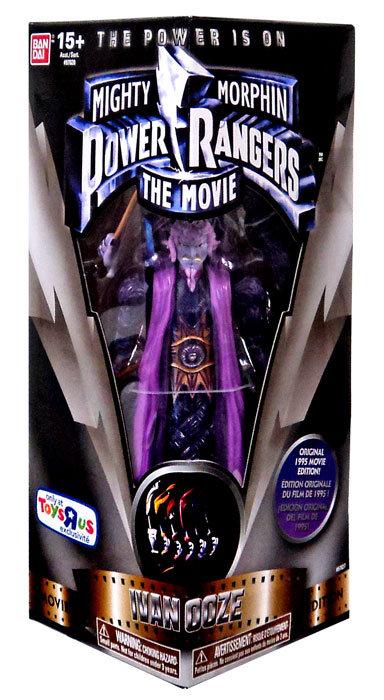 Mighty Morphin Power Rangers Movie - Ivan Ooze
