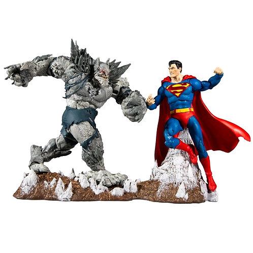 Superman - Superman vs Devastator Multipack
