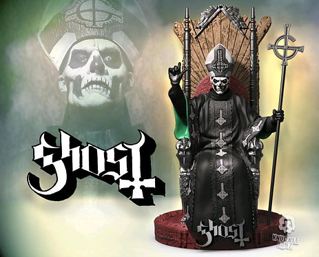 Ghost - Papa Emeritus II Rock Iconz Statue